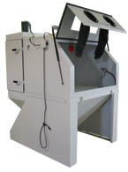 Cyclone HD 4836 Abrasive Sandblasting Front Opening Cabinet