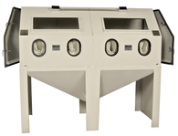Cyclone DW-7335 Large Sandblasting Cabinet