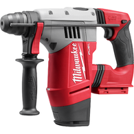 Milwaukee 0757-20 M28 1-1/8 In SDS Plus Rotary Hammer