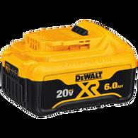 DeWalt DCB206 20V Max Premium XR 6.0AH Lithium Ion Battery Pack