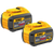 Dewalt DCB609-2 20V/60V Max* Flexvolt 9.0 AH Battery 2PK