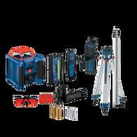 Bosch GRL2000-40HK REVOLVE2000 Self-Leveling Rotary Laser Kit
