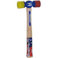 Vaughan 19410 12oz Soft Face Hickory Handle Hammer