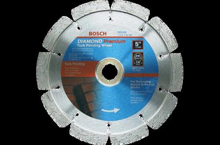 """Bosch DD4510H 4 1/2"""" Premium Sandwich Tuckpointing Diamond Blade"""