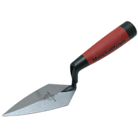 Marshalltown 11125 5 Inch X 2 1/2 Inch Pointing Trowel With DuraSoft Handle