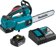 Makita XCU06T 18V LXT® Li‑Ion Brushless Cordless 10 In Chain Saw Kit