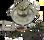 Garrett TP-38 Turbo Center Cartridge 94-97