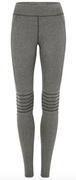 Rebekka Full Length Tights in Heather Grey | Vie at Fire and Shine | Womens Leggings