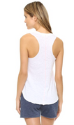 Tank Top in White | Sundry at Fire and Shine | Womens Tanks