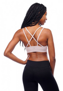 New Strappy Bra Vintage Rose | Nux at Fire and Shine | Womens Crops