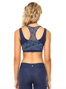 Double Layer Bra | First Base at Fire and Shine | Womens Crops