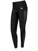 In the Zone Leggings |Running Bare at Fire and Shine | Womens Leggings