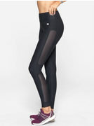 In the Zone Leggings  Running Bare at Fire and Shine   Womens Leggings