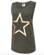 New Guard Muscle Tank | Running Bare at Fire and Shine | Womens Tanks