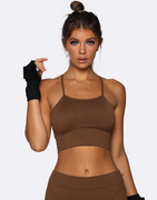 Seamless Sports Bra | Nicky Kay at Fire and Shine | Womens Crops