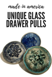 Unique Glass Drawer Pulls You'll Love Under $10