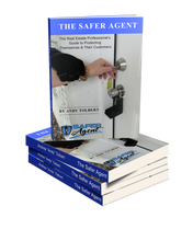 Pre-Order the Safer Agent Book, shipping early April