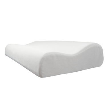 Velour Pillow case for Contour Shaped Pillows