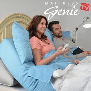 mattress genie motorized bed wedge