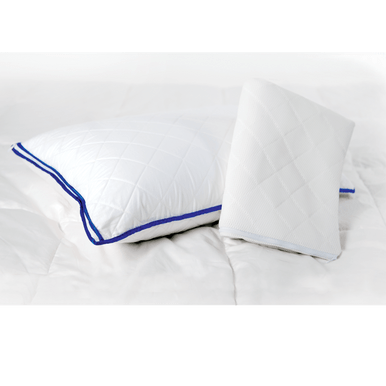 Premium Pillow Cover is reversible!