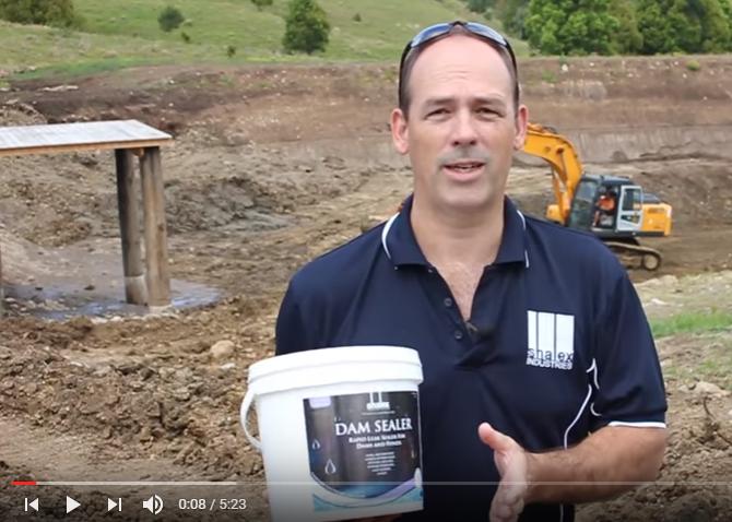 Dam Sealer Video Link