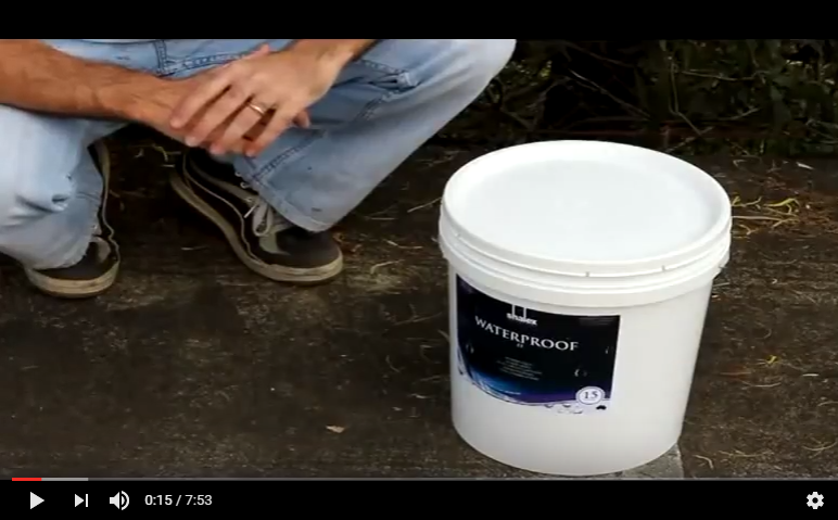 WaterproofIt Video Link