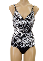 Atomic Triangle Tankini