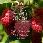 Cascade Raspberry White Balsamic Vinegar