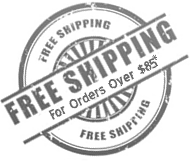 Free Shipping for orders over $85*