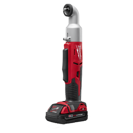 """Milwaukee 2668-21CT - M18™ Cordless 2-Speed 3/8"""" Right Angle Impact Wrench Kit"""