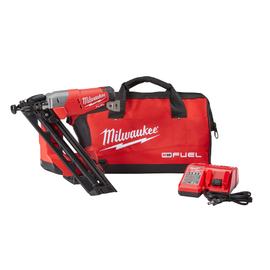 Milwaukee 2743-21CT - M18 FUEL™ 15ga Finish Nailer Kit