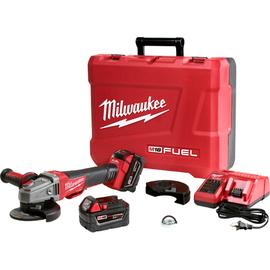 """Milwaukee 2783-22 - M18 FUEL™ 4-1/2"""" / 5"""" Braking Grinder Kit"""