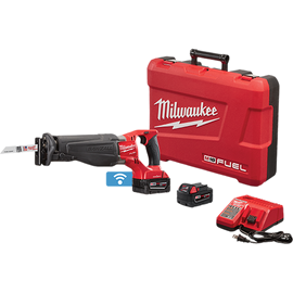 Milwaukee 2721-22 - M18 FUEL™ SAWZALL® Reciprocating Saw w/ ONE-KEY™ Kit