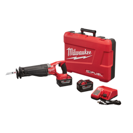 Milwaukee 2721-22HD - M18 FUEL™ SAWZALL® Reciprocating Saw w/ ONE-KEY™ HD 9.0 Kit