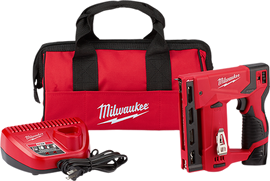 "Milwaukee 2447-21 - M12™ 3/8"" Crown Stapler Kit"
