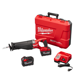 Milwaukee 2720-22HD - M18 FUEL™ SAWZALL® Reciprocating Saw High Demand™ Kit