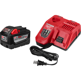 Milwaukee -  M18™ REDLITHIUM™ HIGH DEMAND™ 9.0 Starter Kit - 48-59-1890