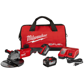 "Milwaukee 2785-22HD - M18 FUEL™ 7"" / 9"" Large Angle Grinder	(2 Battery Kit)"