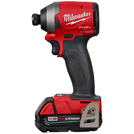 "Milwaukee 2853-22CT - M18 FUEL™ 1/4"" Hex Impact DriverKit"