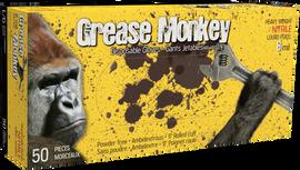 Watson Grease Monkey 5555PF - Grease Monkey 8 MIL Nitrile - Medium