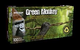 Watson Green Monkey 5559PF - Green Monkey 4MIL Nitrile - Large