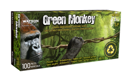 Watson Green Monkey 5559PF - Green Monkey 4MIL Nitrile - Small