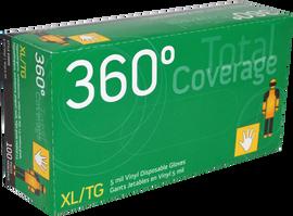 Watson 360° Total Coverage 9999PF - 360 Degree Powderfree Vinyl - Small