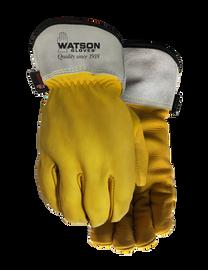 Watson Storm 9407CR - Ice Storm C100 Oil Resistant W/Doug Cuff & Cut Shield - Large