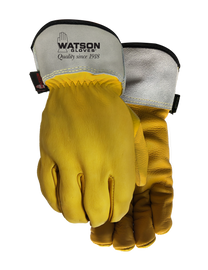 Watson Storm 9407CR - Ice Storm C100 Oil Resistant W/Doug Cuff & Cut Shield - Medium