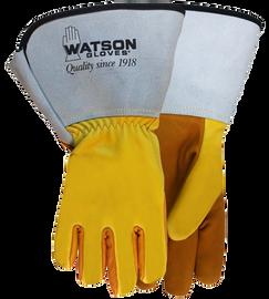 Watson Storm 9407GCR - Ice Storm C100 Oil Resistant W/Gauntlet Cuff & Cut Shield - Medium