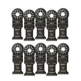 "Imperial Blades IBSL220-10 - Starlock™ 1-3/8"" Japanese Tooth Hardwood Blade, 10PC"