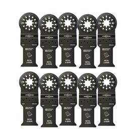"Imperial Blades IBSL310-10 - Starlock™ 1-3/16"" Standard Thin Metal Blade, 10PC"