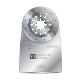 "Imperial Blades IBSL500-1 - Starlock™ 2"" Hard Material Rigid Scraper, 1PC"
