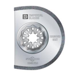 "Imperial Blades IBSL710-1 - Starlock™ 3"" Diamond Grit Segment Blade, 1PC"